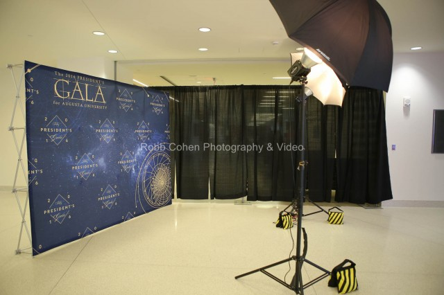 Augusta University Presidents Gala Portraits And On Site Printing