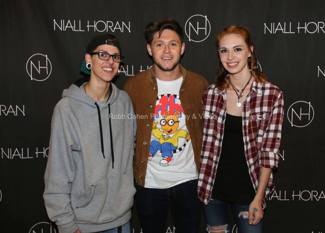 Niall horan of one direction meet greet event at the tabernacle in trade show and conference photography by robb cohen photography video takes photos of the niall horan of one direction meet greet event m4hsunfo